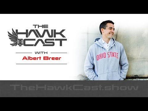 Albert Breer: Sports Journalism, Joining MMQB, and The Twitter Hack - The HawkCast