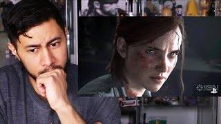 THE LAST OF US 2 Trailer Reaction Discussion
