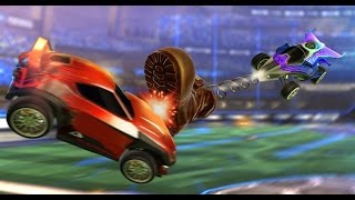 NUEVO MINIJUEGO!! HABILIDADES ESPECIALES!! - ROCKET LEAGUE RUMBLE thumbnail