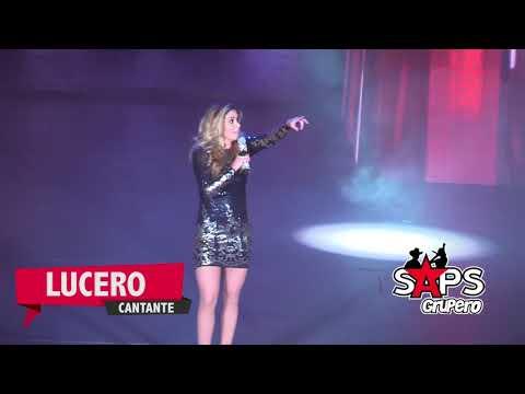 Lucero ilumina el Auditorio Nacional con su talento (Concierto 2018)