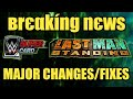 HUGE IMPROVEMENTS/FIXES FOR THE LMS LAST MAN STANDING GAMEMODE WITHIN WWE SuperCard Season 4!