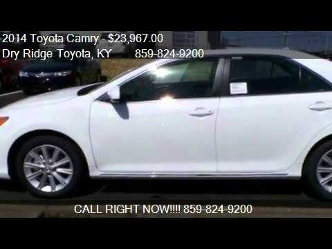2014 toyota camry le for sale in dry ridge ky 41035 at. Black Bedroom Furniture Sets. Home Design Ideas
