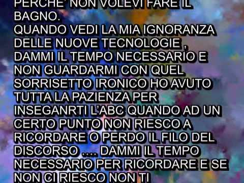 Souvent DEDICA DI UN PADRE AL PROPIO FIGLIO: - YouTube AI73