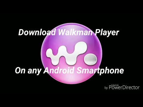 How to Download Sony Walkman Music Player on any Android Smartphone (No Root Required)