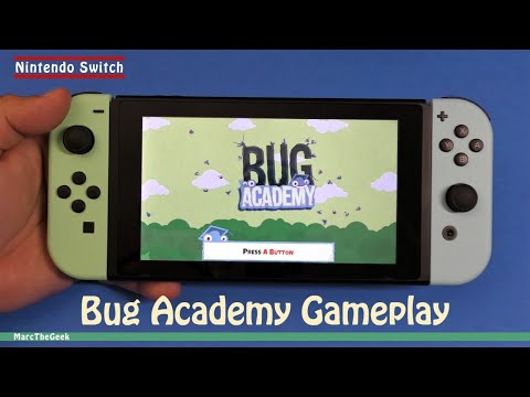 Bug Academy Gameplay