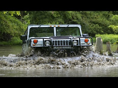 4x4 Hummer H1 - Best Time Offroad & The Rock & Mud