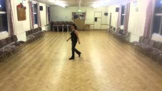 My country line dance