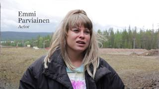 The Last Ones - Interview with Emmi Parviainen (Finnish actor)