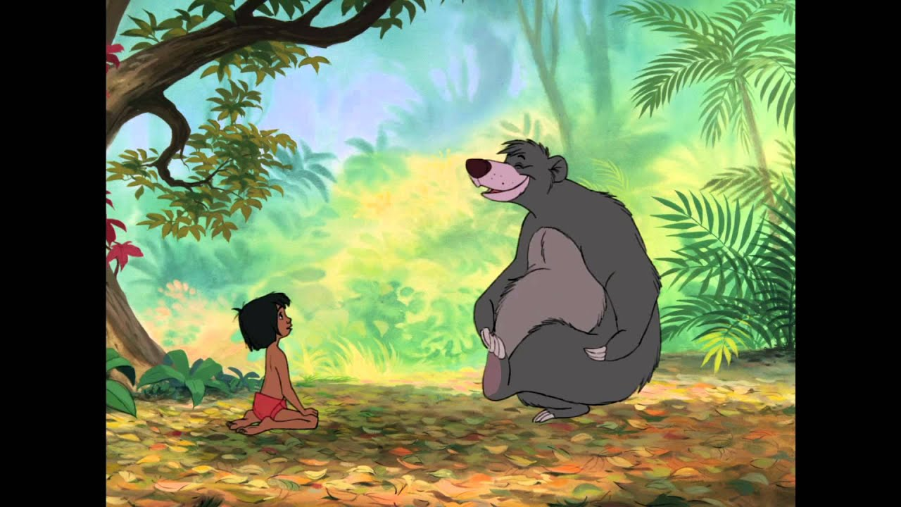 El Libro de la Selva: Tráiler   Disney Oficial - YouTube