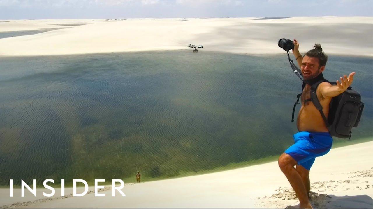 Природни убавини и адреналин: Нурнете во 8 скриени природни базени во Бразил