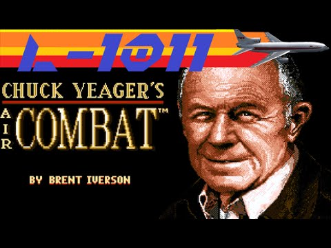 Let's Play Chuck Yeager's Air Combat - #1 - The Abbeville Boys