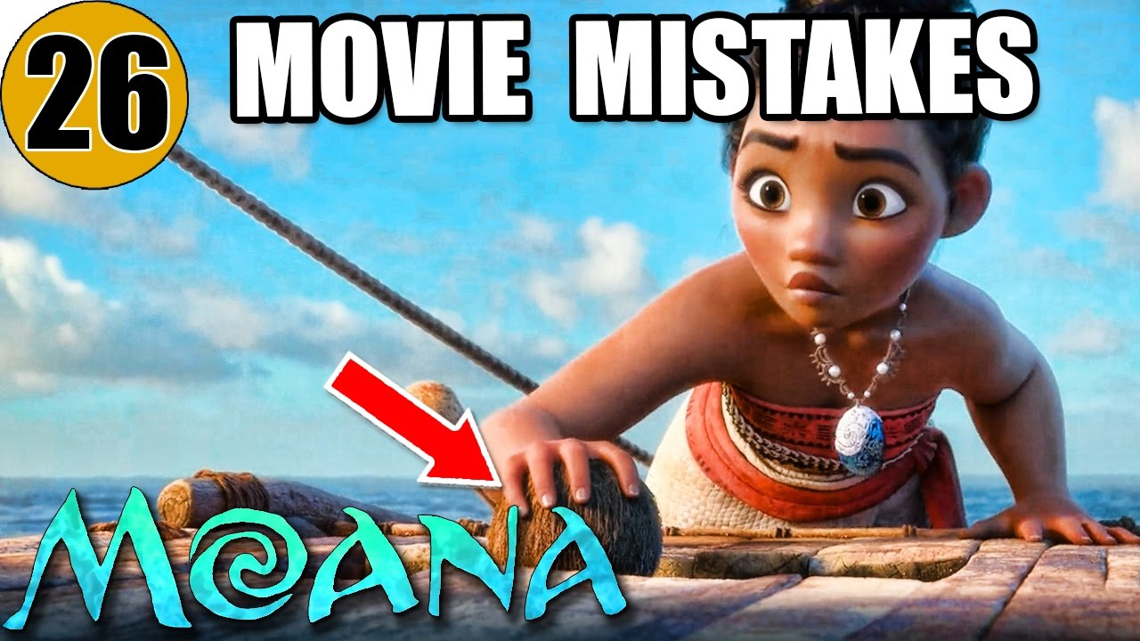 Download 26 Mistakes of MOANA You Didn't Notice