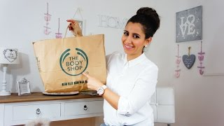 Haul : The Body Shop