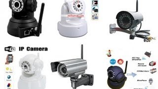 the complete wifi ip camera set up from initial plug in to dns ftp lan hd and wifi settings