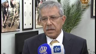 وزير الزراعة يلتقي نظيره الاميركي