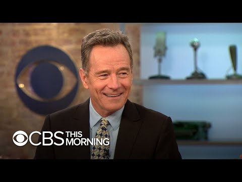 """Bryan Cranston says """"Network"""" is a warning about """"ideological camps"""""""