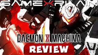 Daemon X Machina - REVIEW (Nintendo Switch) (Video Game Video Review)