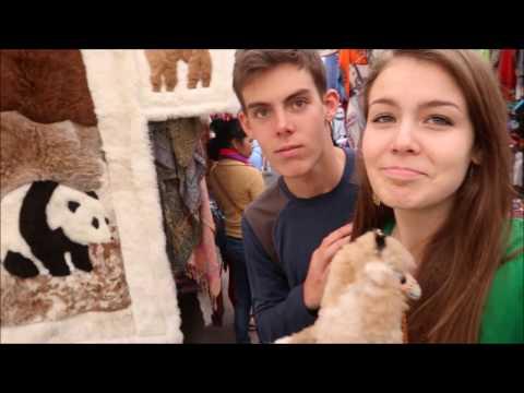 Exploring Otavalo - Vlog