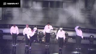 Repeat youtube video [FANCAM] 140415 EXO COMEBACK SHOWCASE EXO-OVERDOSE