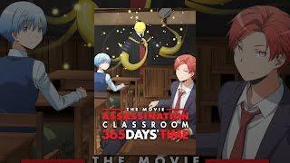Assassination Classroom-der Film: 365 Tage Zeit