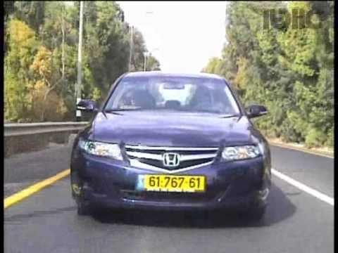 סנסציוני הונדה אקורד חוות דעת ומבחן דרכים / Honda Accord - YouTube EJ-35