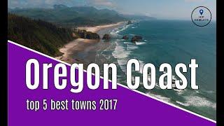 Top 5 Best Oregon Coast Towns - Hip Hamlets