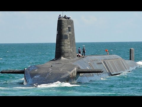 Vanguard-class Nuclear-Powered Ballistic Missile Submarines