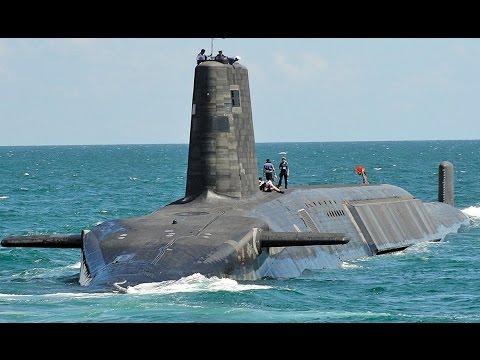 Vanguard-class Nuclear-Powered Ballistic Missile Submarines