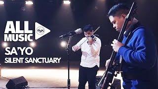 SILENT SANCTUARY - Sa'Yo (MYX Live! Performance)