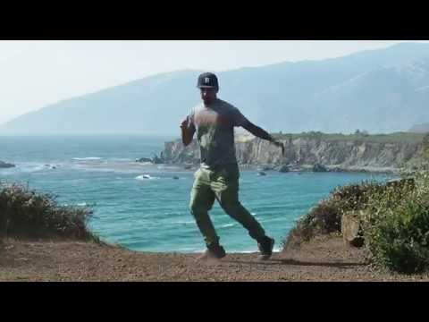 House Dance in Big Sur, California