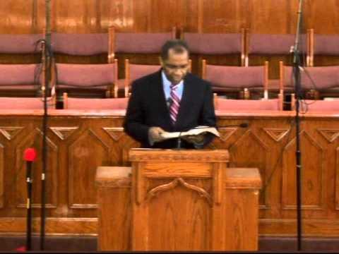 """""""The Power of Prayer""""  Elder Michael Jenkins"""