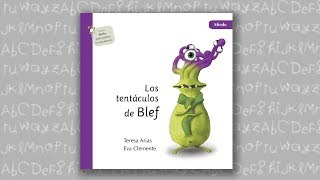 CUENTOS INFANTILES - LOS TENTÁCULOS DE BLEF: MIEDO
