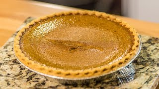 The Most Delicious Simple Pumpkin Pie Recipe Ever!