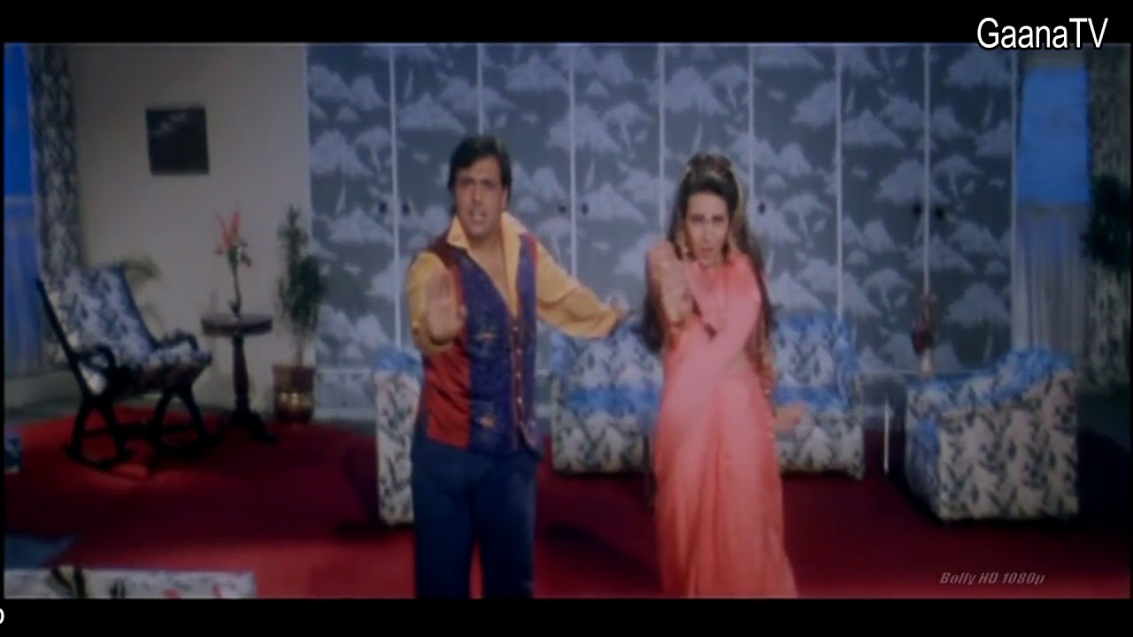 Download Tum To Dhokebaaz Ho | Saajan Chale Sasural ( 1996 ) | Govinda | Alka Yagnik | GaanaTV