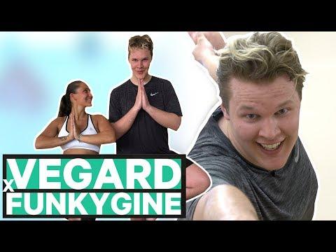 Vegard X Funkygine #18: Hot yoga