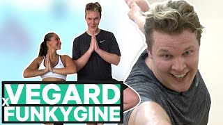 Vegard X Funkygine #18: Hot yoga