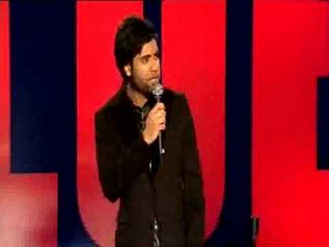 Aks You Routine – Comedy Blue – Paul Chowdhry