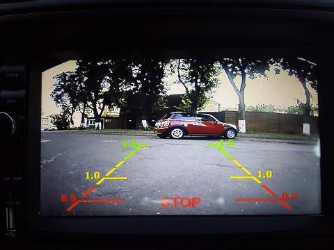 Как правильно отрегулировать камеру заднего вида
