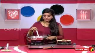 ENGEYUM SAMAYAL ON CAPTAIN TV | PALAGARA VINAYAGAR | SPL Cook show