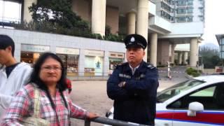 20130224東涌警長 vs 法輪功理論
