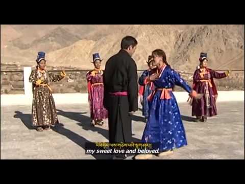 Bhutanese Movie Ladakhi Music Video From Sa Dha Nam Song Sha Ra Zha