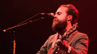 Iron & Wine - Sunset Soon Forgotten (Acoustic) - Hackney Empire - 09.10.11