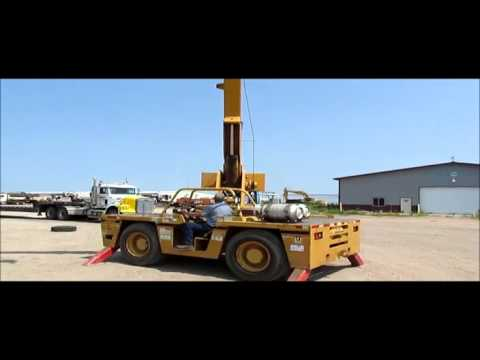 1998 Broderson IC-200-2C carry deck crane for sale | sold at auction  September 24, 2015