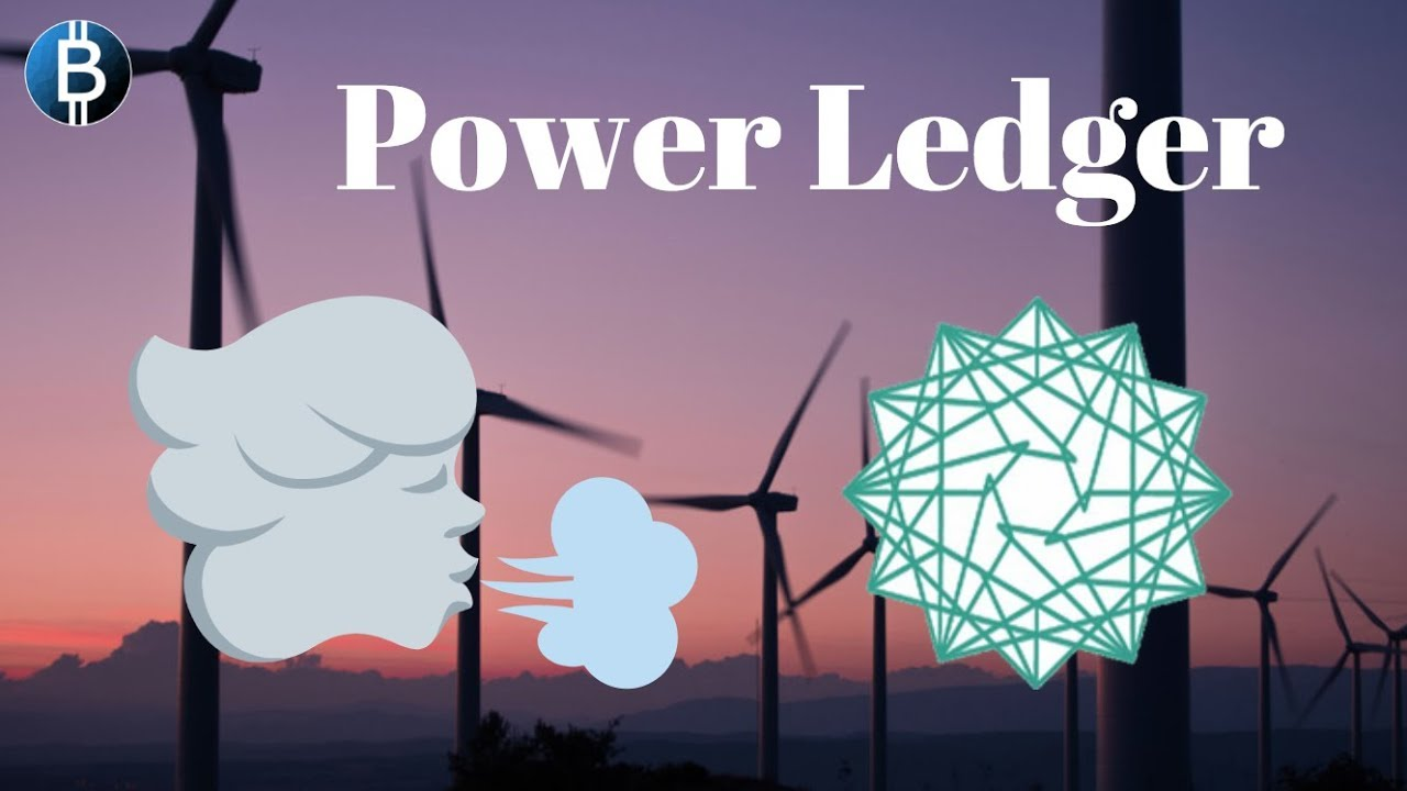 what is power ledger cryptocurrency