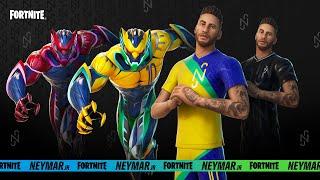 Tráiler de presentación del traje de Neymar Jr de Fortnite