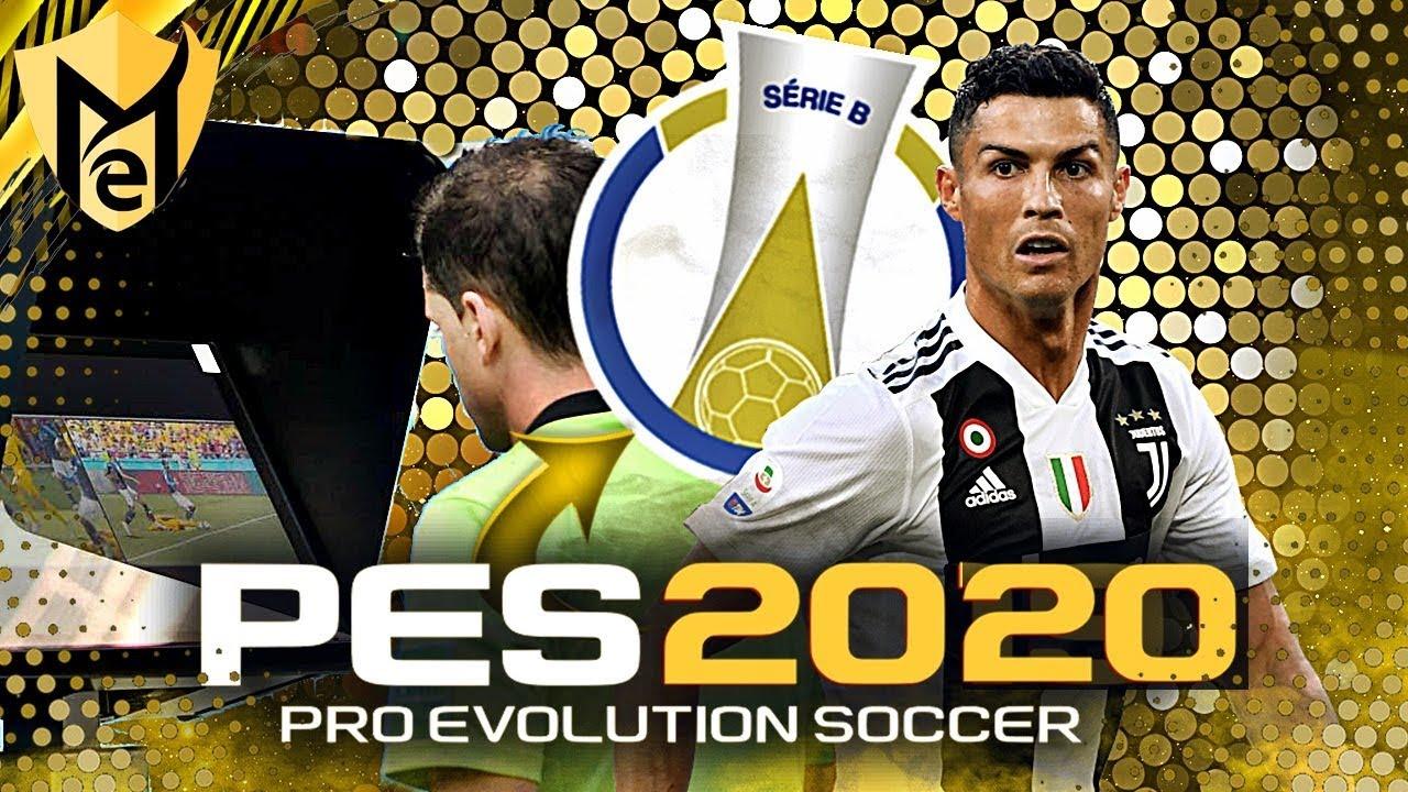 PES 2020 - BRASILEIRÃO SÉRIE B, VAR INSERIDO, OPTION FILE NO XBOX !! (ENTREVISTA OFICIAL)