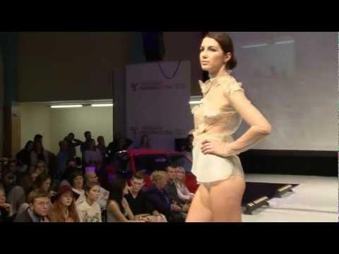 Pokaz kolekcji Kamili Gawrońskiej-Kasperskiej podczas Wrocław Fashion Meeting  10 listopada