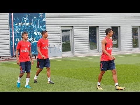 NEYMAR Jr. Unstoppable during Training with PSG (Goals & Skills) 2017