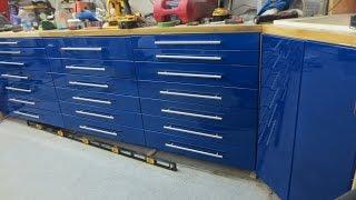 Diy Garage Cabinets