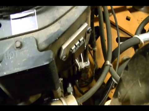Charging System Problem on a Scag Tiger Cat ZeroTurn Mower with